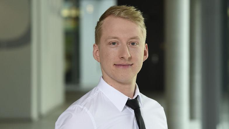 Kevin Hecht, Recruiting bei Ebner Stolz für Stuttgart, Karlsruhe und Leipzig