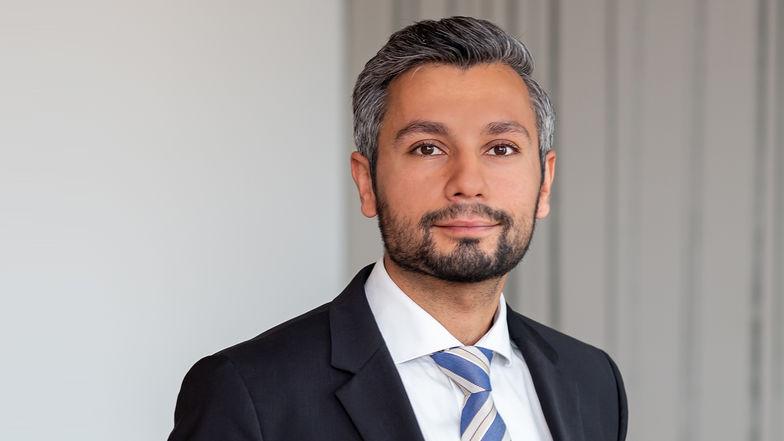 Kusha Ansari, Rechtsanwalt bei Ebner Stolz in Hamburg, Schwerpunkt Financial Services