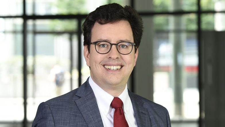 Laurent Meister, Rechtsanwalt, Fachanwalt für IT-Recht und Partner bei Ebner Stolz in Stuttgart