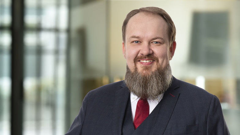 Marc Alexander Luge, Certified Information Systems Auditor und Certified Auditor for SAP Applications bei Ebner Stolz in Düsseldorf