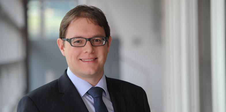Marco Bahmüller, Umsatzsteuer-Experte bei Ebner Stolz