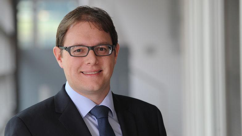 Marco Bahmüller, Wirtschaftsprüfer und Steuerberater bei Ebner Stolz in Stuttgart