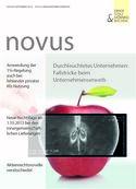 NOVUS Mandanteninformation August/September 2013
