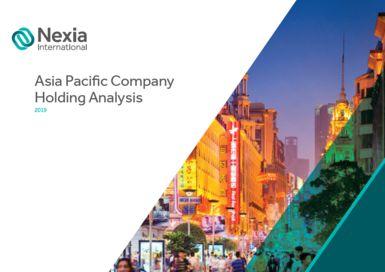 Nexia Asia Pacific Company Holding Analysis 2019