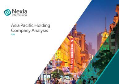 Nexia Asia Pacific Holding Company Analysis 2018