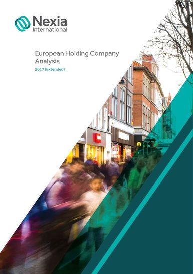 Nexia European Holding Company Analysis 2017 (Extended)