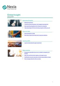 Nexia Global Insight January 2017
