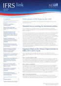 Nexia IFRS Link Newsletter, June 2013, Issue 16