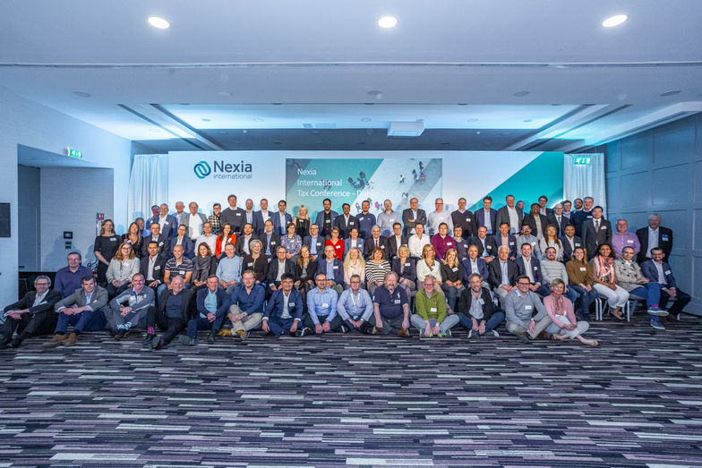 Nexia International Tax Conference in Dublin