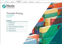 Nexia International Transfer Pricing Newsletter January 2019