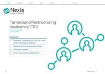 Nexia International Turnaround Restructuring Insolvency (TRI) January 2019