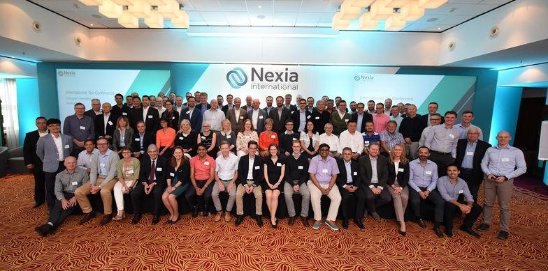 Nexia International zu Gast bei Ebner Stolz in Köln