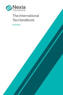 Nexia - The International Tax Handbook, 6th Edition (2017)