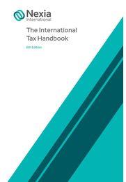 Nexia - The International Tax Handbook, 6th Edition (2017)