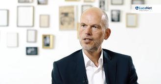 """Ralf Pfizenmayer zum Thema """"Maßgeschneiderte Lösungen für den CFO"""" mit der Finanzsoftware LucaNet"""