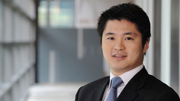Ran Chen, Managing Director und Head of China Desk bei Ebner Stolz in Stuttgart