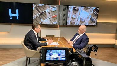 Regio TV CHEFSACHE: Automobilbranche; Diese Herausforderungen haben Zulieferer