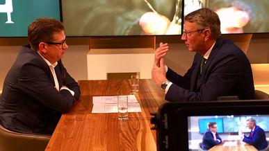 Regio TV CHEFSACHE: Frank Strohm zum geplanten Forschungszulagengesetz