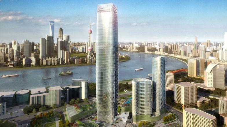 Sinar Mas Office Building, Shanghai