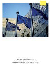 Societas Europaea - SE - Praxisleitfaden zur Umwandlung in eine europäische Aktiengesellschaft