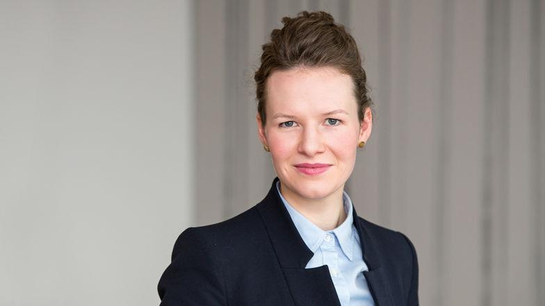 Sophie von Schenck, Rechtsanwältin bei Ebner Stolz in Hamburg