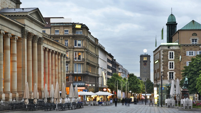 """Steuermarkt Stuttgart: Der """"Big Two""""-Markt"""