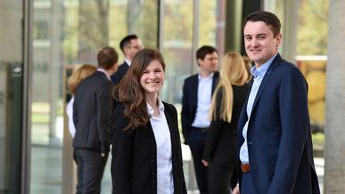 Studierende und Berufseinsteiger
