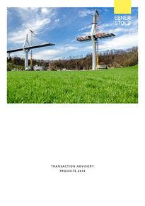 Transaction Advisory Projekte 2019