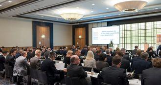 Über 140 Teilnehmer trafen sich zum Branchendialog Agrar und Ernährung in Düsseldorf.