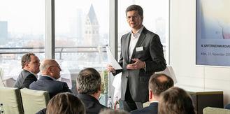 Unternehmerdialog Agrar  Ernährung der Ebner Stolz Management Consultants