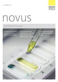 novus Gesundheitswesen 1. Ausgabe 2019