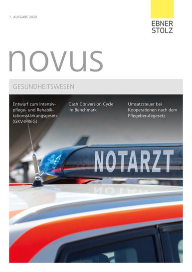 novus Gesundheitswesen 1. Ausgabe 2020