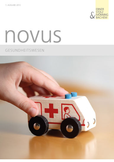 novus Gesundheitswesen I. 2013