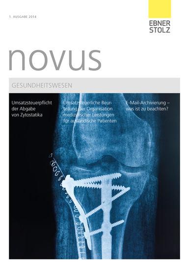 novus Gesundheitswesen I. 2014