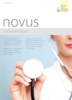 novus Gesundheitswesen II. 2013