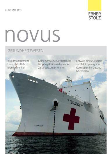 novus Gesundheitswesen II. 2015