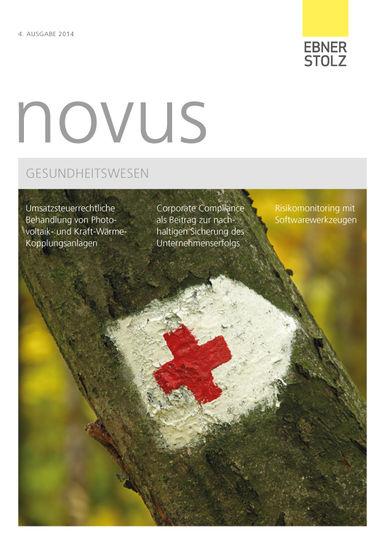 novus Gesundheitswesen IV. 2014
