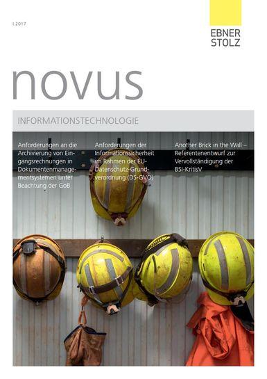 novus Informationstechnologie I. 2017