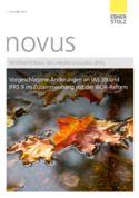 novus Internationale Rechnungslegung 1. Ausgabe 2019