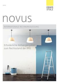 novus Internationale Rechnungslegung I/2016