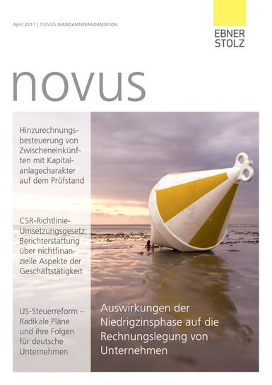 novus Mandanteninformation April 2017
