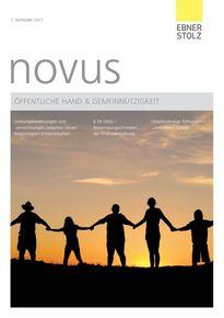 novus Öffentliche Hand  Gemeinnützigkeit 1. Ausgabe 2017
