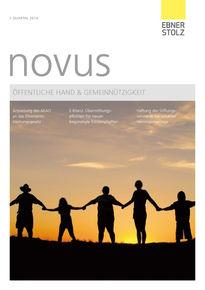 novus Öffentliche Hand  Gemeinnützigkeit I. Quartal 2014