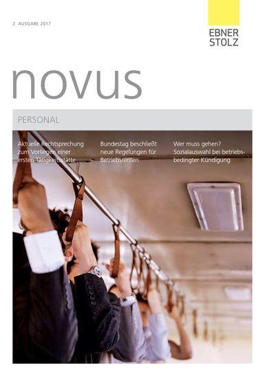 novus Personal 2. Ausgabe 2017