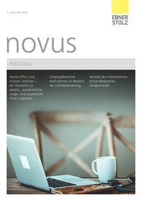 novus Personal 3. Ausgabe 2020